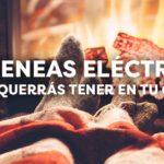 Chimeneas eléctricas