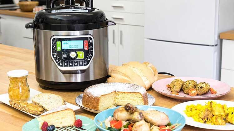Olla gm an lisis del mejor robot de cocina programable - Robots de cocina programables ...
