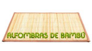 Las mejores alfombras de bambú para cualquier rincón de la casa