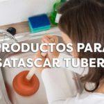 Productos para desatascar tuberías
